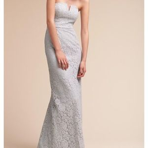BHLDN Donna Morgan - Winsome (Platinum)